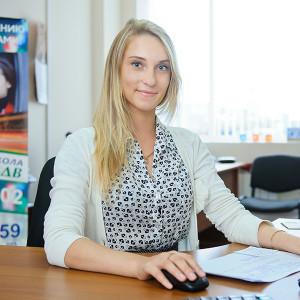 Администратор на Запорожской, Анна