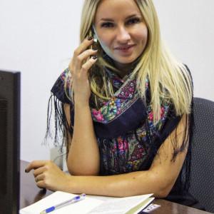 Администратор на Русской, Кристина