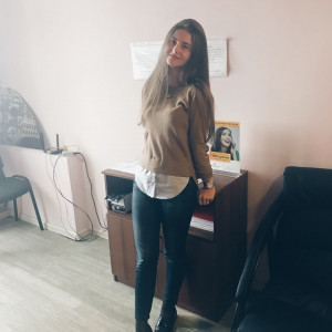 Администратор на Светланской, Наталья